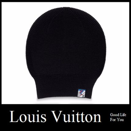 17AW☆Louis Vuitton☆ボネ・アスペン