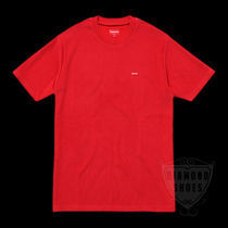 SUPREME TERRY SMALL BOX TEE(RED)size L