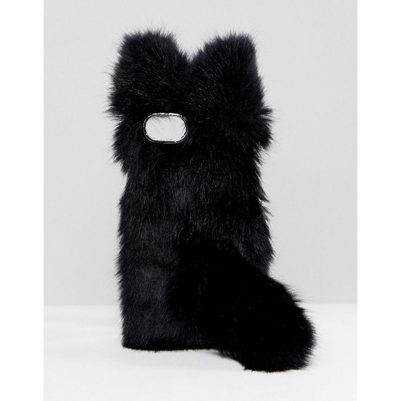 【MONKI(モンキ)】 Multi Faux Fur Iphone Case