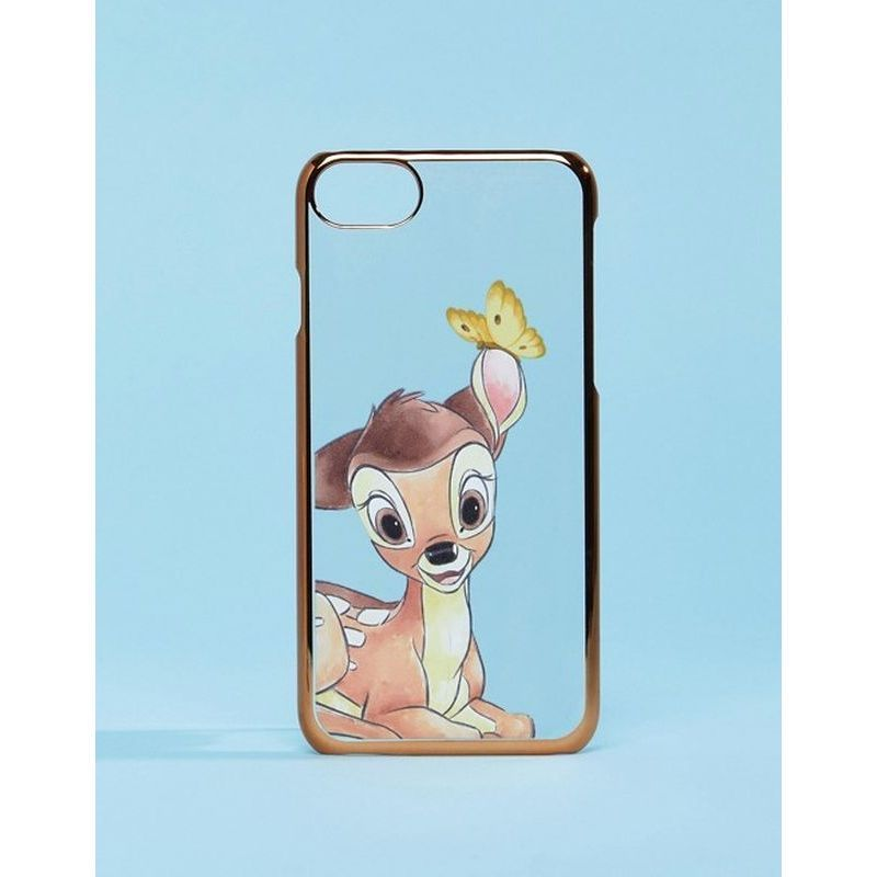 【Disney(ディズニー)】 Bambi iPhone 6/6S/7/8 Case