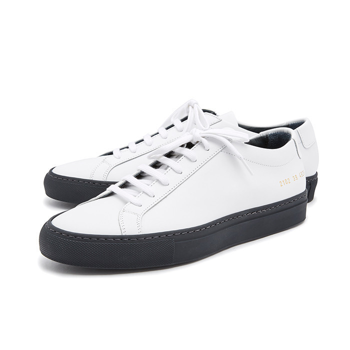 Common Projects 17AW Achilles Color Sole スニーカー