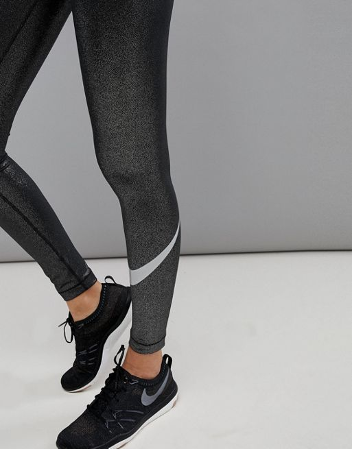 日本未入荷! NIKE!Pro Training Legging In Silver ★レギンス★