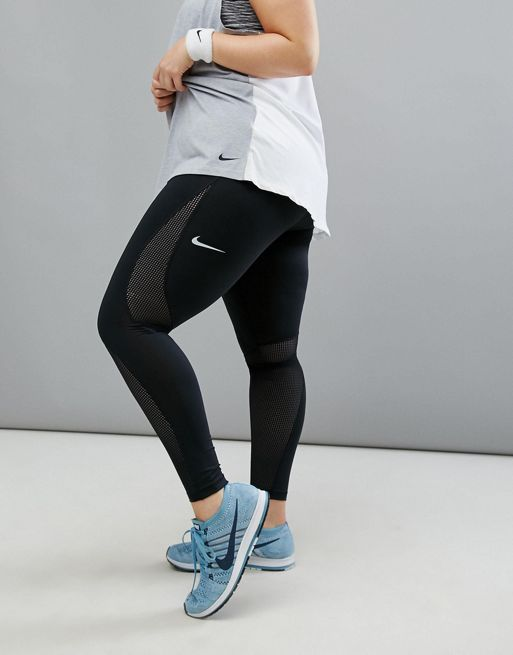 日本未入荷! NIKE!Plus Training Hypercool Tight I★レギンス★