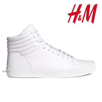 H&M スニーカー ●H&M●タイムセール♪SNEAKERS★27㎝