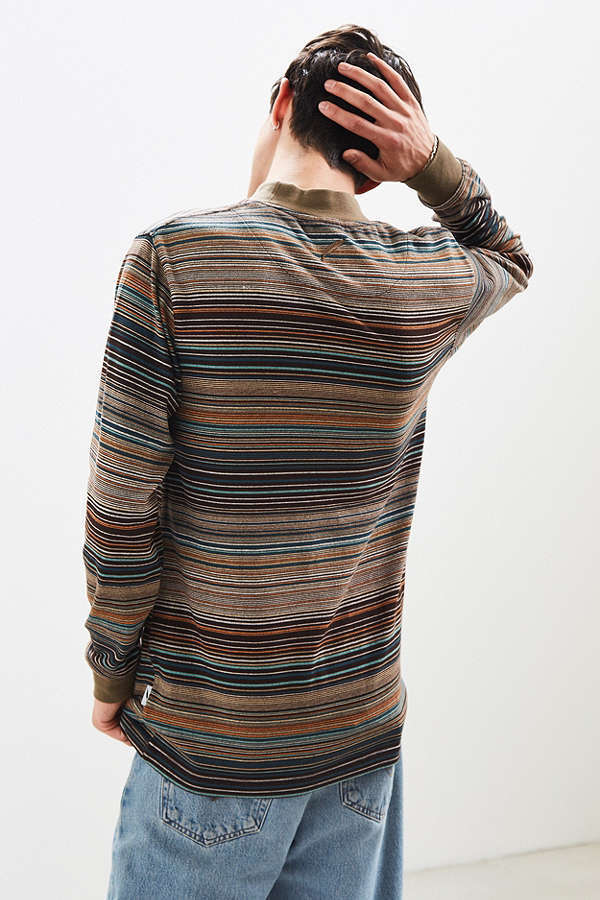 ★送料無料★Publish Kole Stripe Long Sleeve Te★日本未入荷★
