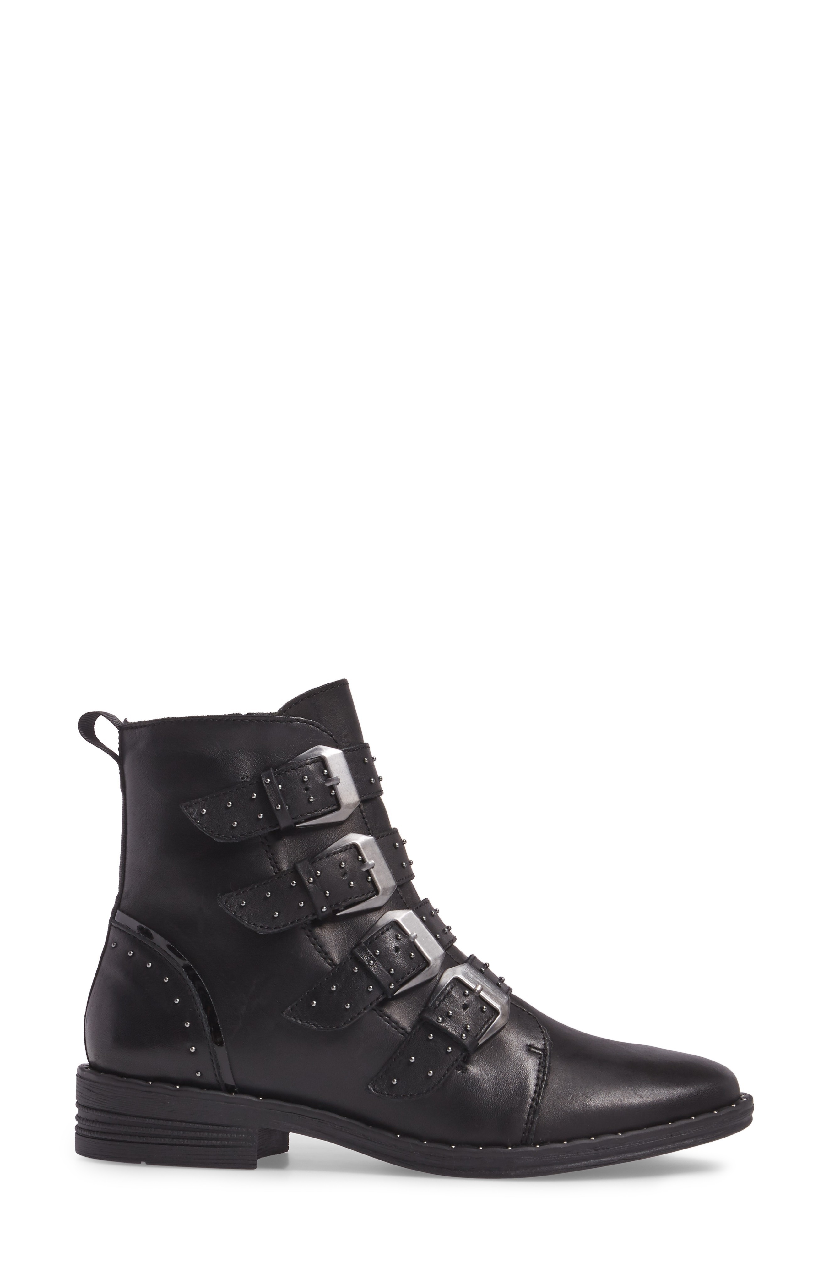 【送関無料】Steve Madden Pursue Buckle Boot ブーツ・ブーティ