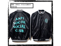【関税・送料込】大人気 ANTI SOCIAL SOCIAL CLUB Baseball JKT