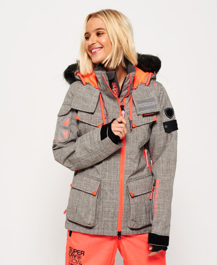 """superdry(乾燥しなさい) """"Ultimate Snow Service Jacket""""関送込"""