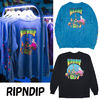 17AW新作 RIPNDIP PSYCHEDELIC L/S カットソー