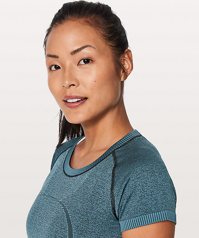 lululemon★着心地抜群で大人気!Swiftly Tech Short SleeveCrew