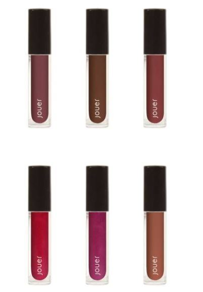 Jouer☆Best of Deeps Mini Long-Wear Lip Creme Collection