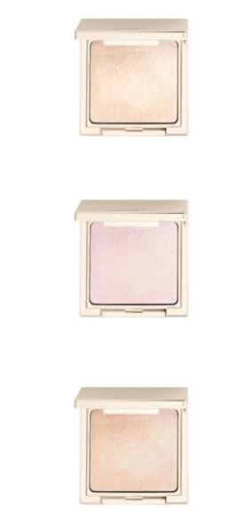 Jouer☆Skinny Dip, Peach & Rose Gold Powder Highlighter Trio
