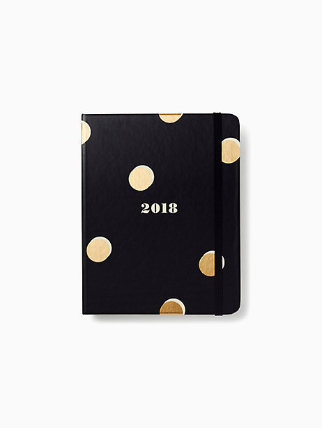 KATE SPADE NY scatter dot 17-month medium agenda