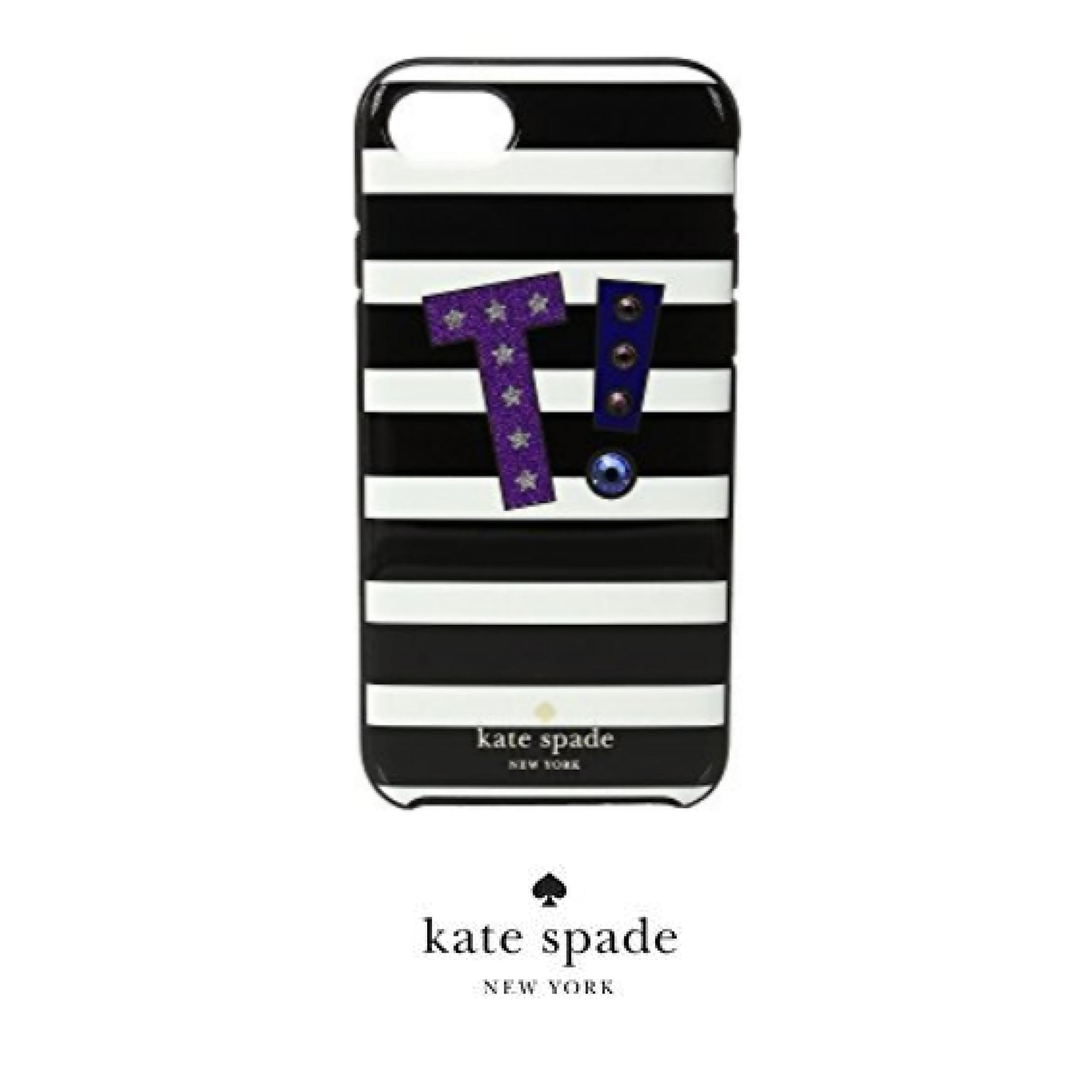 Kate Spade New York Initial T Phone Case for iPhone7