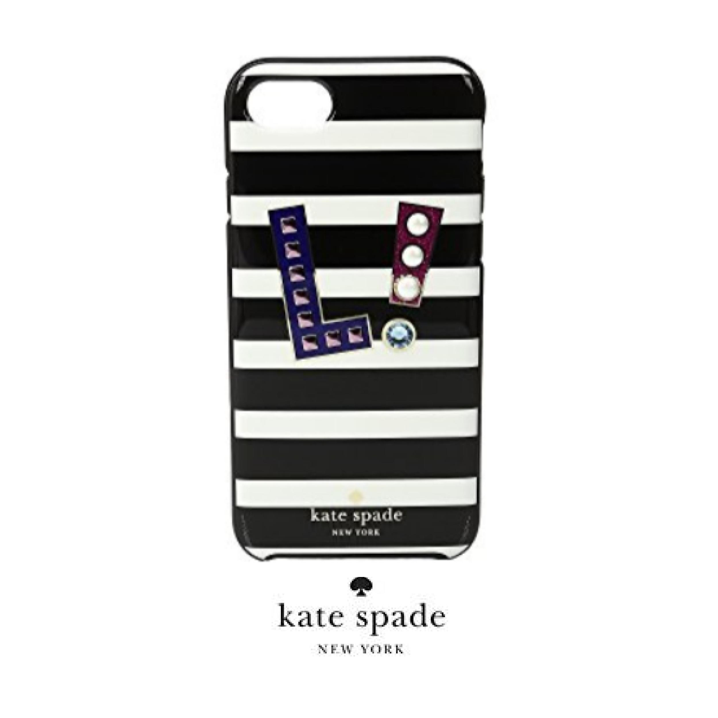 Kate Spade New York Initial L Phone Case for iPhone 7