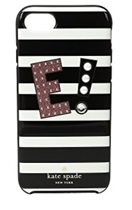 Kate Spade New York Initial E Phone Case for iPhone 7