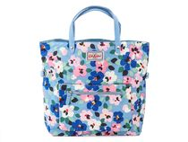 Cath Kidston REVERSIBLE X BODY 2WAY  GREY BLUE k670562