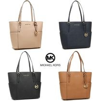 国内即発★MICHAEL KORS★JET SET TRAVEL LG  トートバッグ