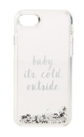 KateSpadeNewYork Baby It's Cold Outside for iPhone7/iPhone 8