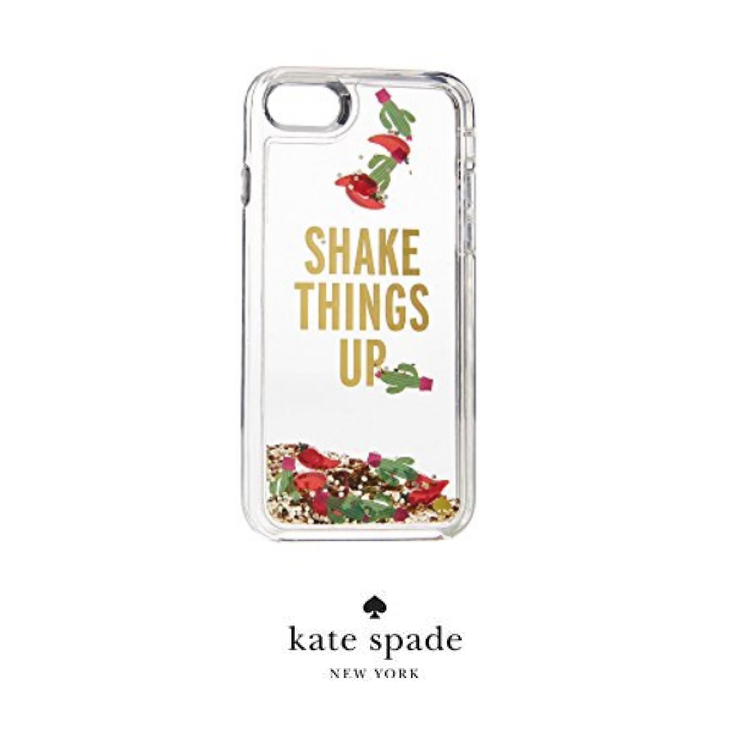 Kate Spade New York Shake Things Up Phone Case for iPhone7
