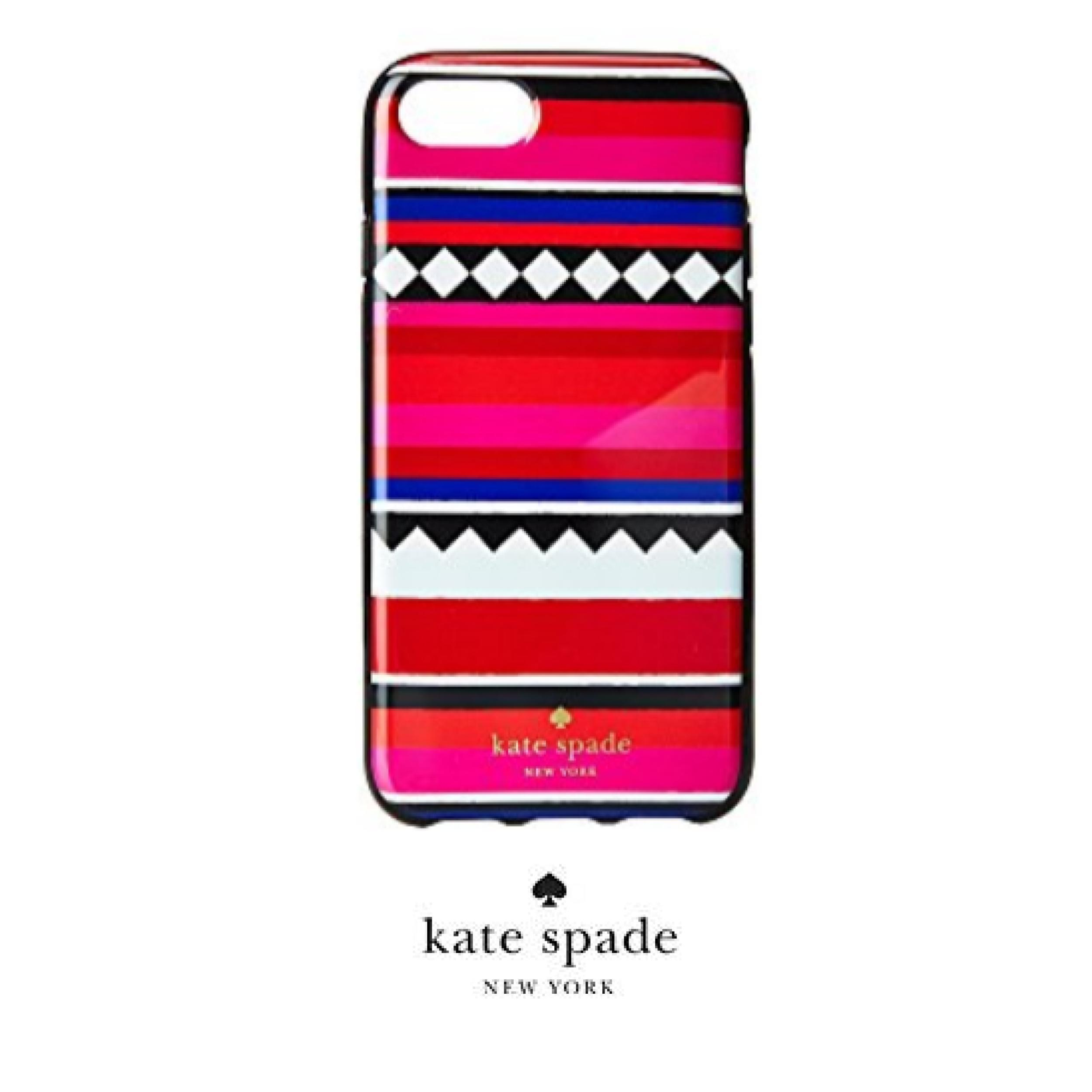 Kate Spade New York Geo Stripe Phone Case for iPhone7