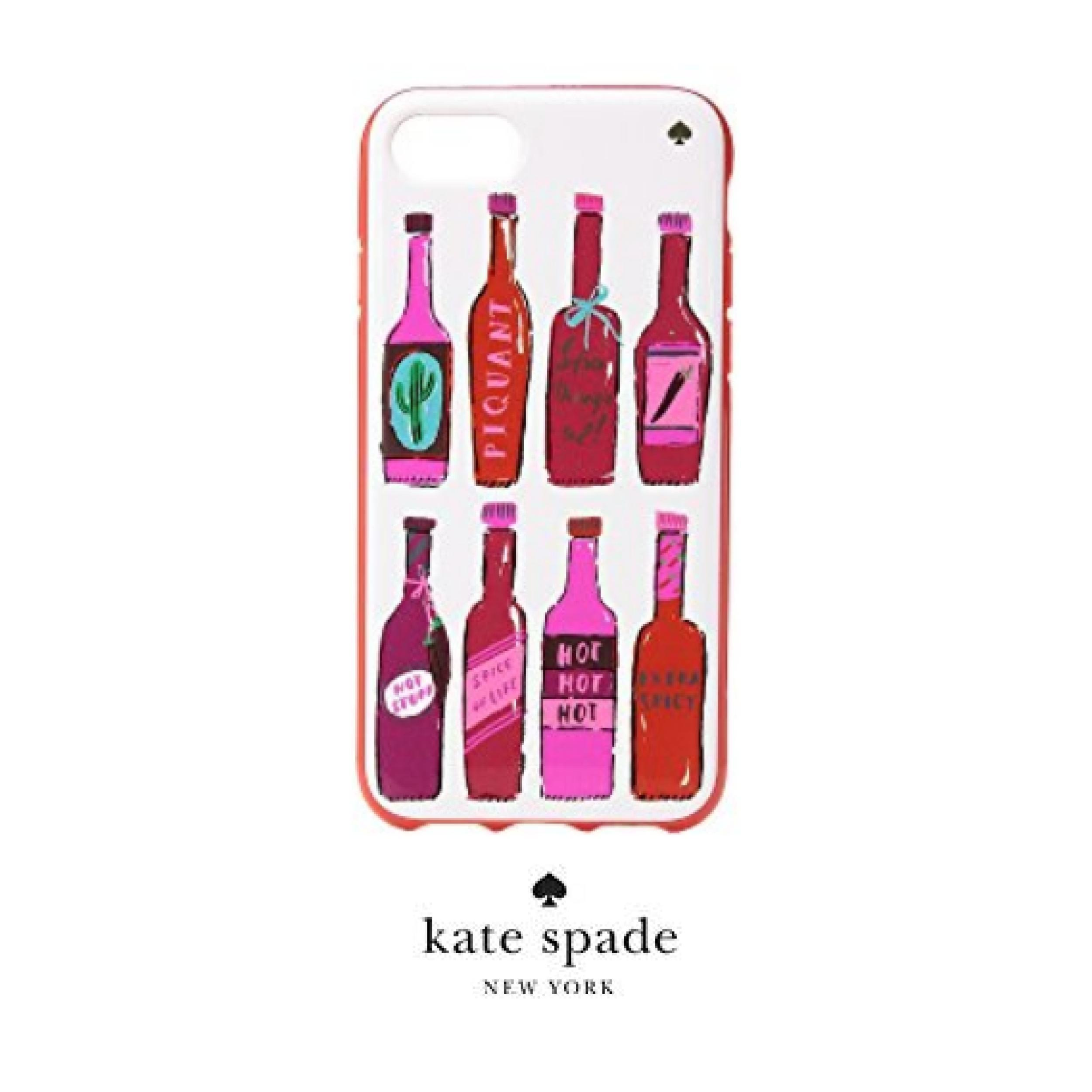 Kate Spade New York Hot Sauce Phone Case for iPhone7