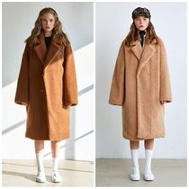 日本未入荷SCULPTORのPAUX FUR COAT 全2色