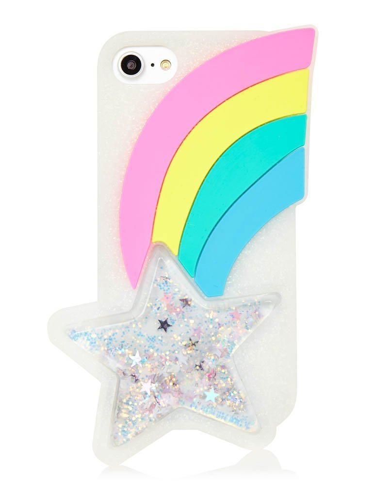 ★SKINNYDIP★SHOOTING STAR SILICONE CASE★iPhone Case★