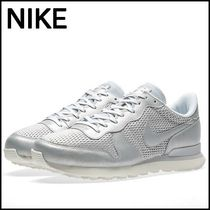 【関税送料込】☆NIKE☆ INTERNATIONALIST PREMIUM シルバー