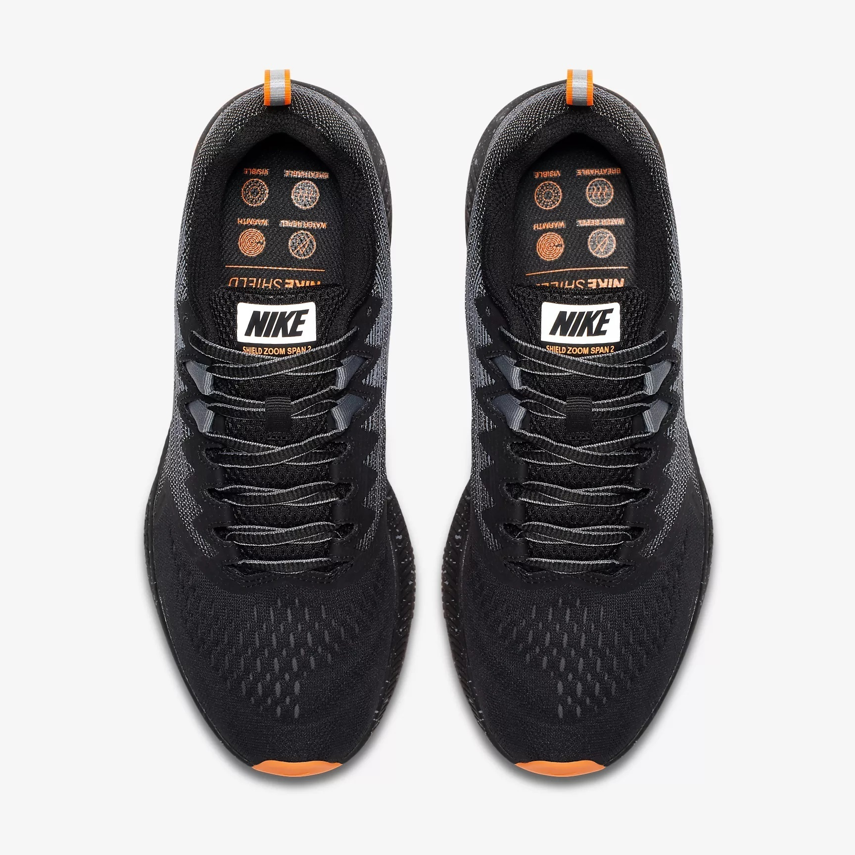 【送料込み】 メンズ NIKE AIR ZOOM SPAN 2 SHIELD