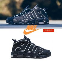 Air More Uptempo Obsidian/Obsidian/White モアアップテンポ
