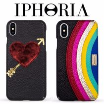 先取り!★IPHORIA★Veggie Leather*iPhone Xケース*2柄