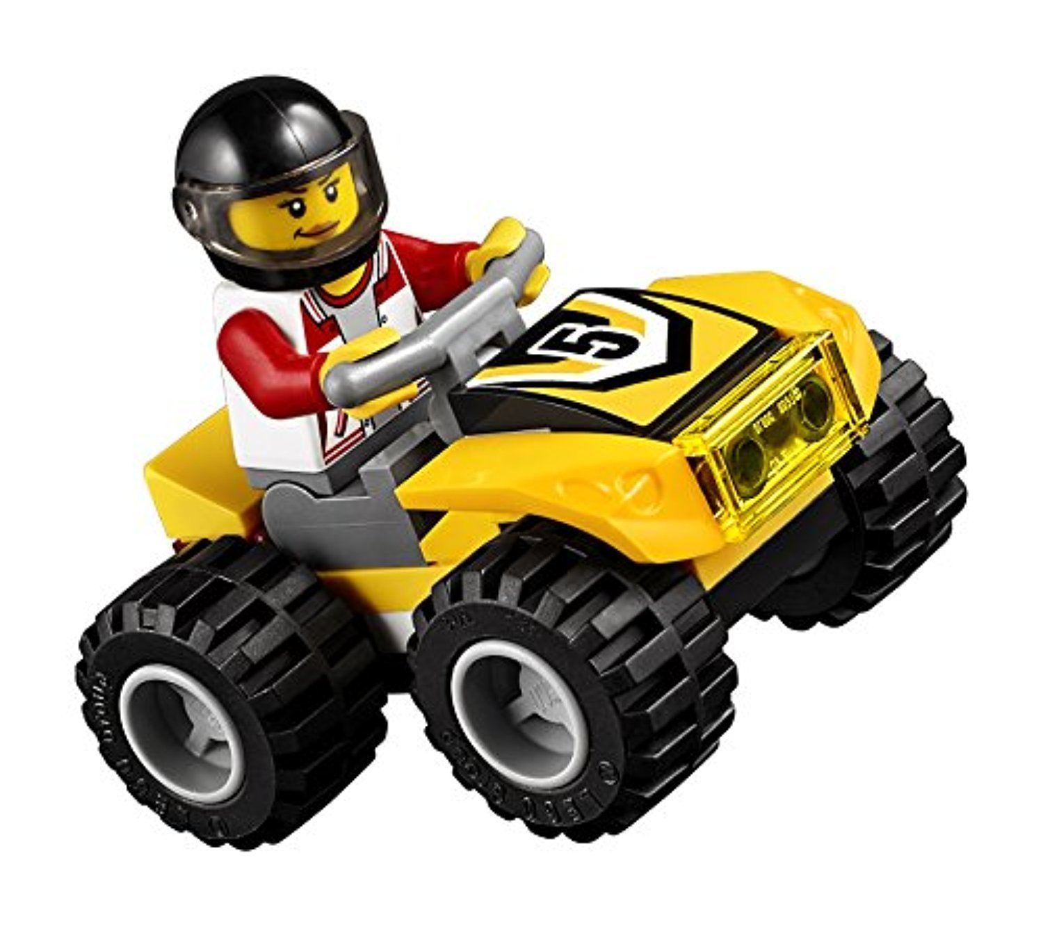 LEGO City ATV Race Team 60148 Best Toy