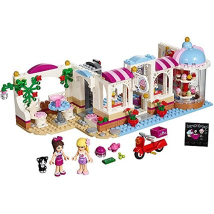 LEGO Friends Heartlake Cupcake Cafe 41119 Toy for