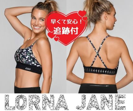 Lorna Jane フィットネストップス ★追跡有【Lorna Jane】Perennial Sports Bra★