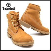 (ティンバーランド) 6 BASIC BOOT WHEAT NUBUCK 10066