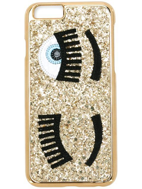 "Chiara Ferragni coque d'iPhone 6/6S ""Flirting"" iphone ケース"
