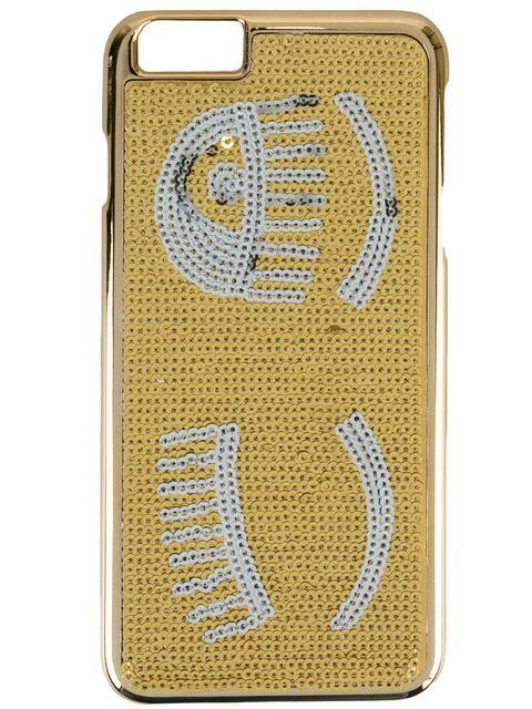 "Chiara Ferragni coque d'iPhone 6 Plus ""Flirtin iphone ケース"