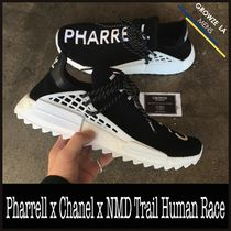 ★【adidas】激レア Pharrell x Chanel x NMD Trail Human Race