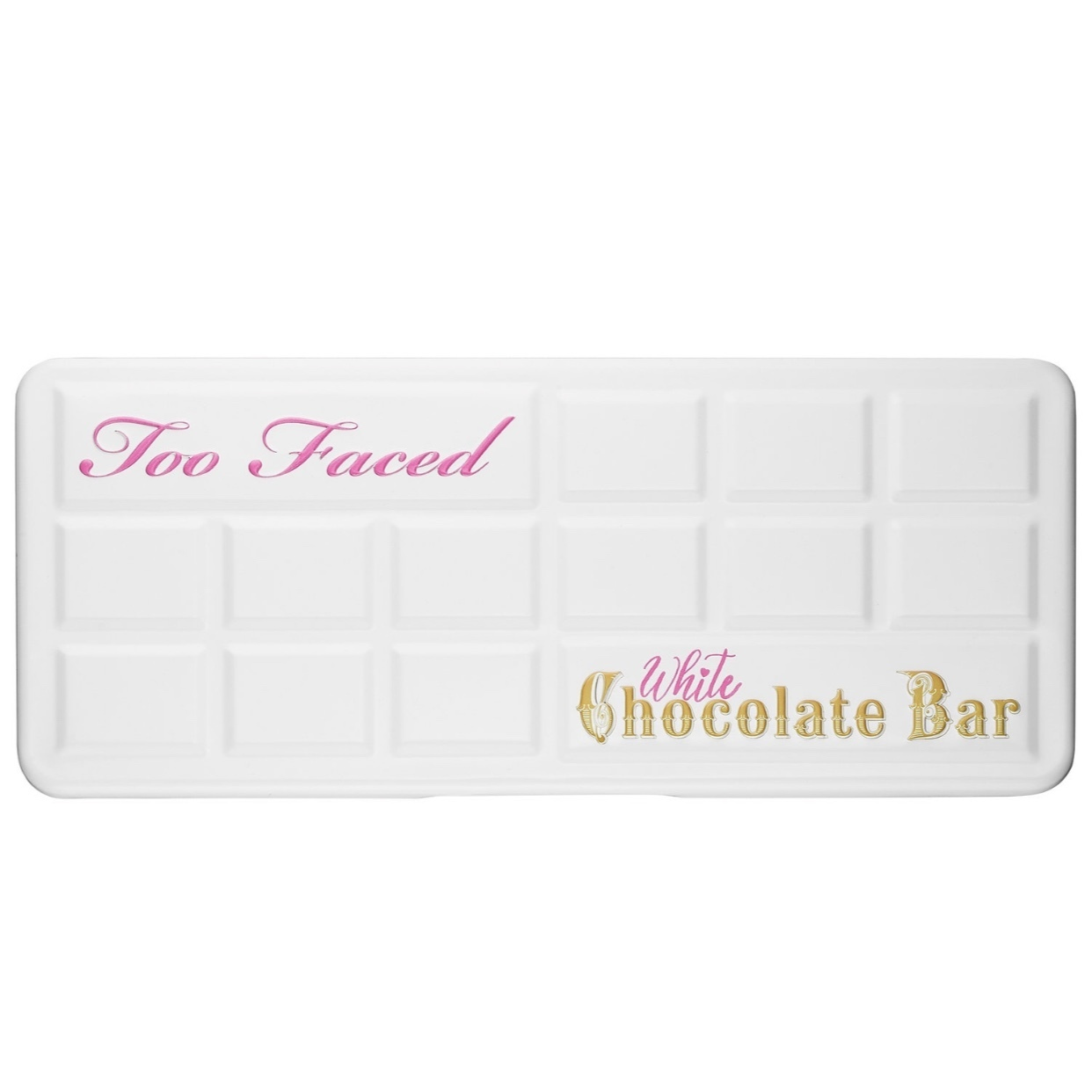Too faced☆アイシャドウ☆大人気☆NEW White Chocolate Bar☆