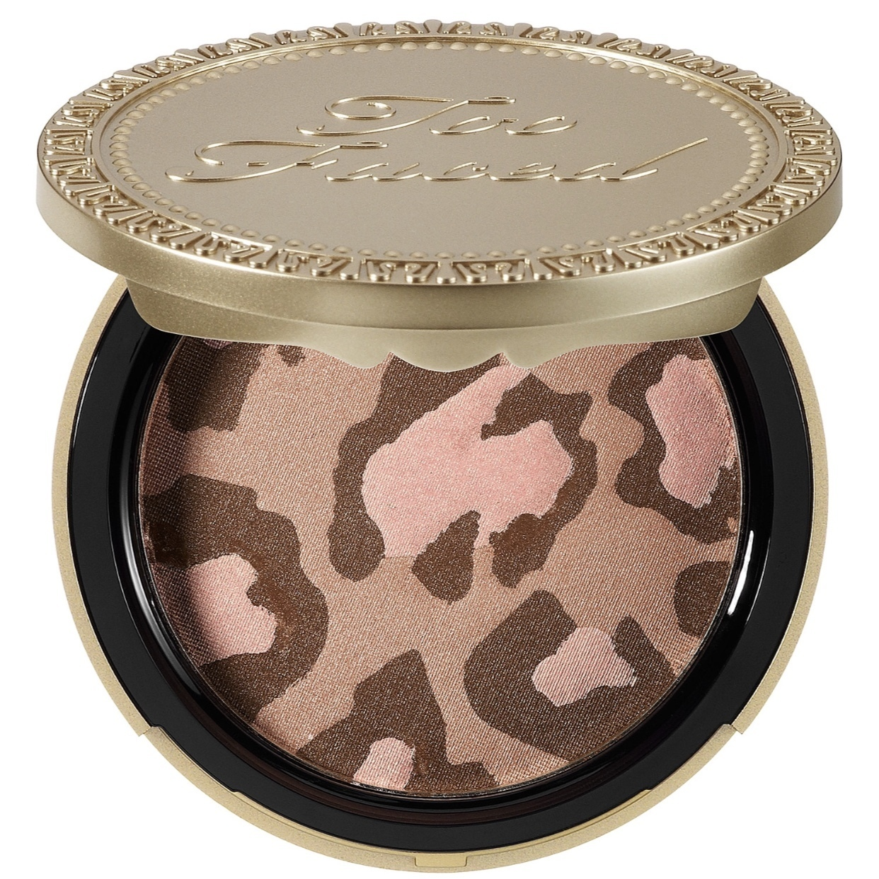 Too faced ☆大人気☆Pink Leopard Blushing Bronzer♡NEW