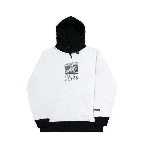 I AM NOT A HUMAN BEINGのPorno 6 ver.2 Hoodie 全3色