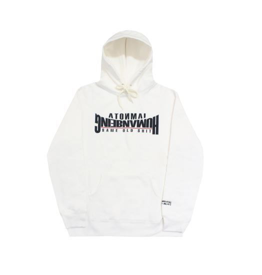 I AM NOT A HUMAN BEINGのArch Ver. Basic Logo Hoodie 全6色