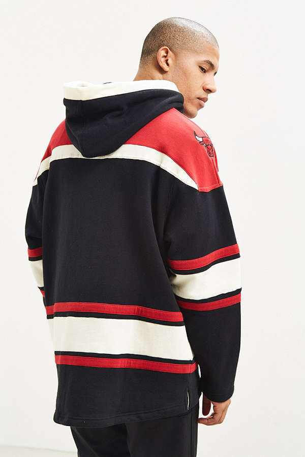コラボ#'47 Brand×UO#海外限定#Chicago BullsLacer Sweatshirt