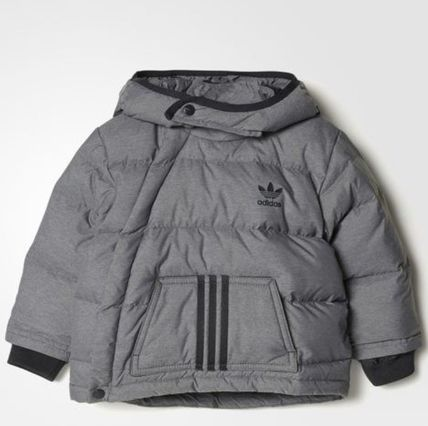 ADIDAS KIDS ORIGINALS☆Down Jacket(80cm-100cm) BQ4279