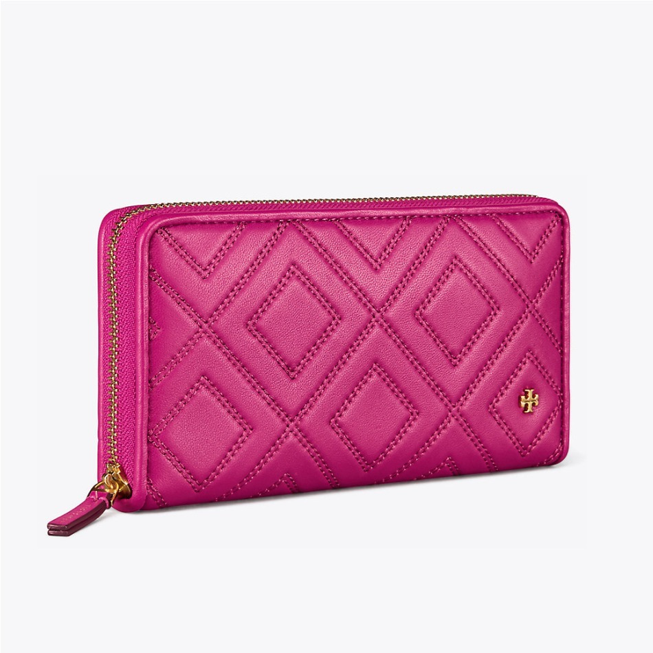☆Tory Burch☆FLEMING ZIP CONTINENTAL WALLET