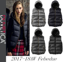 DUVETICA ダウンベスト Febedue 2017-18AW ☆ 国内発送
