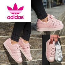 海外限定☆Adidas Superstar 80s Metal Toe スーパースター PINK