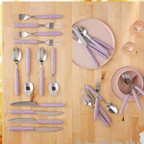 Urban Outfitters★12-Piece Splattered Flatware セット