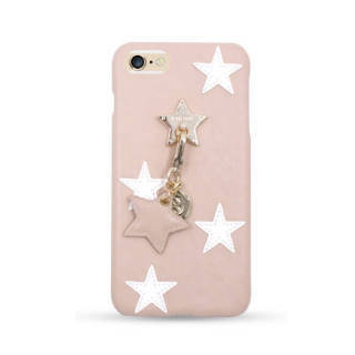 IPHORIA★iPhone 7Plus/8Plusケース★Lining Case White Stars